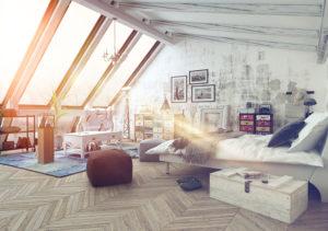 Dachboden ausbauen - Tipps, Kosten & Ideen | Dachbodenausbau ...