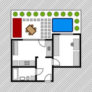grundriss zeichnen und erstellen mit der grundrissplaner software deutschland. Black Bedroom Furniture Sets. Home Design Ideas