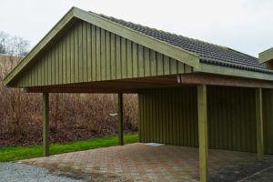 carport bauen aus holz und metall alu bauweise und kosten deutschland. Black Bedroom Furniture Sets. Home Design Ideas